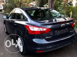 Ford Focus 2013 full automaticشركة لبنان