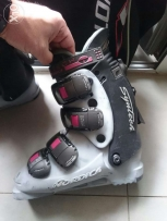Professional Ski Shoes (Nordica) it's boot for World Championships
