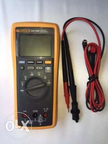 Fluke CNX 3000 Wireless Multimeter المرفأ -  1