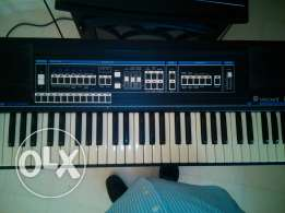 Keyboard viscount for sale must to use in church with arabian scale