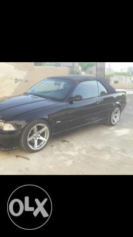 Capot e36 boy full kahraba