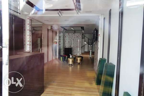 120 sqm Shop for sale in Zalka 2nd floor 800,000$