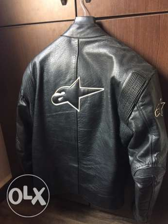 full protection leather jacket