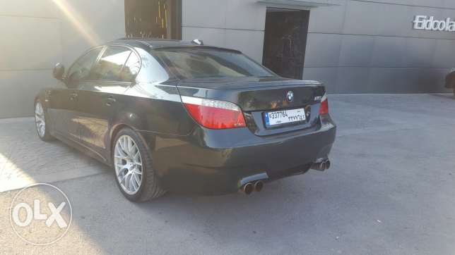 Bmw series 5 for sale سهيلة -  2