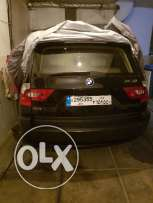 bmw suv x3 from europe black colour so clean 82000 km steptronic 2004