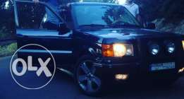 Range Rover Autobiography Special Edition 1998