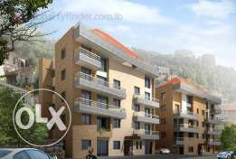 New apartment in a new building for sale in Bhorsaf