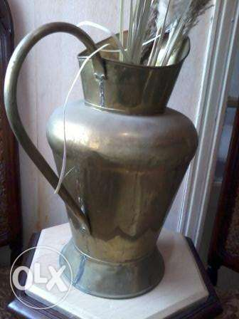 Old Brass, 50cm, from nohas asly, hand made, 55$