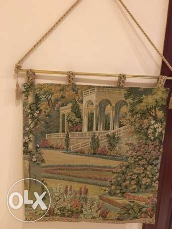 small tapestry