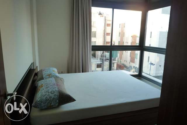 Furnished 2 bedrooms in Hamra + parking أشرفية -  2