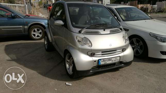 Smart fortwo cabrio 2005 look brabus very clean