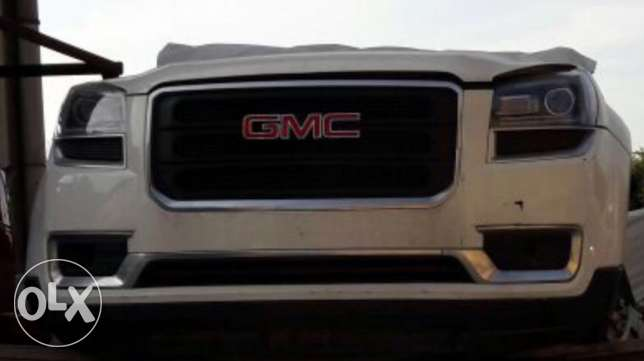 GMC Acadia 2015 body part