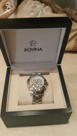 Rovina Unique Swiss watch for women