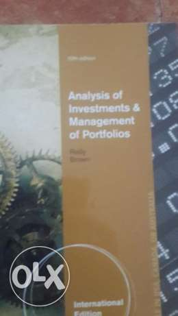Finance book for sale