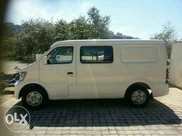 Van changan 2015 for sale