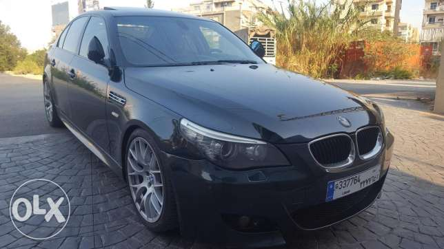Bmw series 5 for sale سهيلة -  1