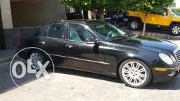Mercedes E350 Black Panoramic