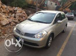Nissan Tida 2007 Very Low Mileage, One owner