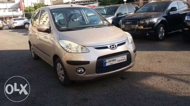 hyundai i10 2009 original paint