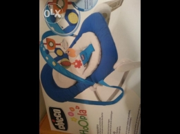 Chicco Baby Bouncer (relax) - Blue Color