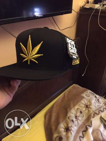 snap back dgk weed original