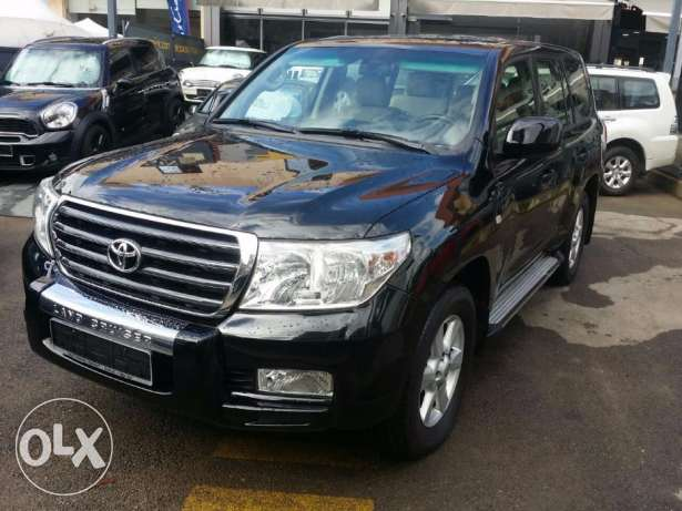 Toyota Land Cruiser 2008 Excellent condition - low mileage !