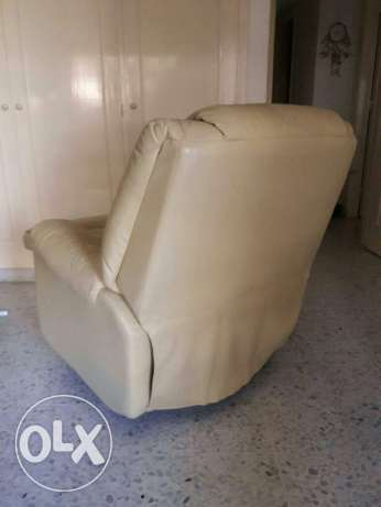 Lazy boy chair - couch فنار -  4