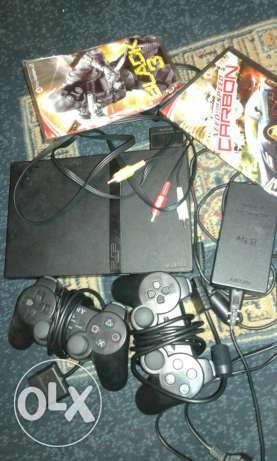 Playstation 2 ma3 mskten w drksyon w 4 cds