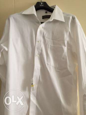 white chemise xxl for men فردان -  2