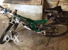 Its very very good bike and its american and mountin bike