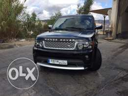 Range rover sport super charged