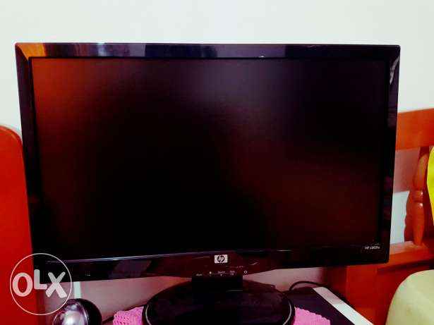 "HP HD 20"" (50.8cm) wide LCD monitor"