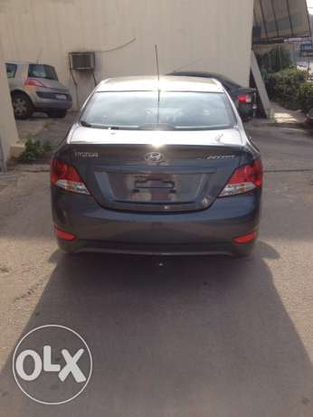 hyundai accent 2013 for sale ذوق مصبح -  2