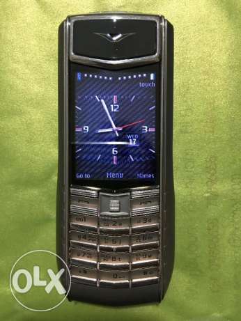 Vertu Ascent Ti Original with the Box and Papers