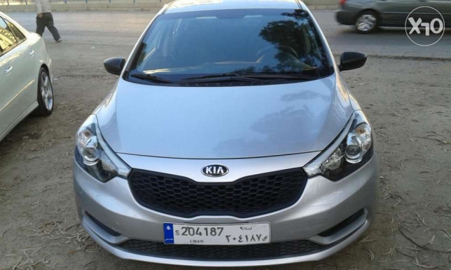 Kia cerato full option
