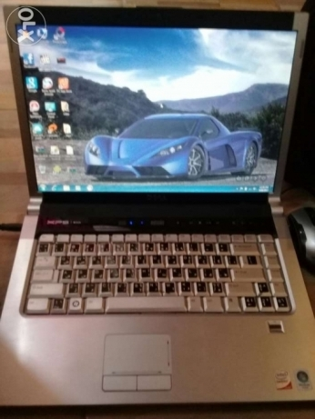 Laptop ((dell)) xbs