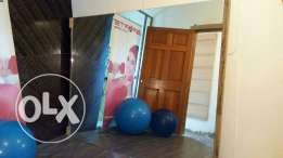 Mirror for gym or dance studio