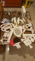 Wii with all sport tools and all cable with 3 cds