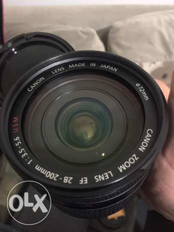 lens 28-200mm for sale