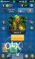 Clash of clans and clash royal