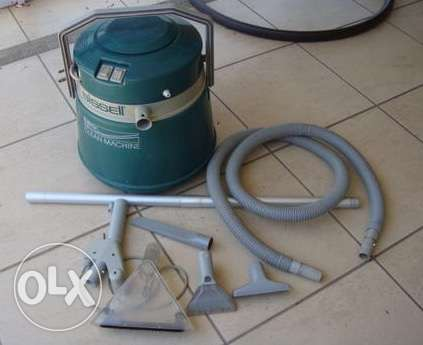 Bissell wet and dry carpet cleaner سن الفيل -  1