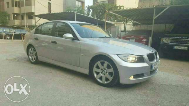 Bmw 320 almanieh full options فرن الشباك -  3