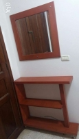 FOR SALE | Wall Mirror + Console