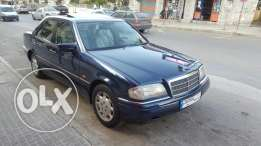 Mercedes 220 model 1996 full options