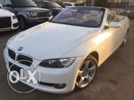 bmw 328 white convertible 2008