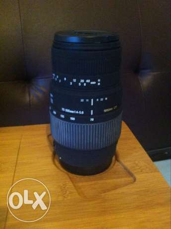 Sigma 70-300mm macro telephoto zoom Japan