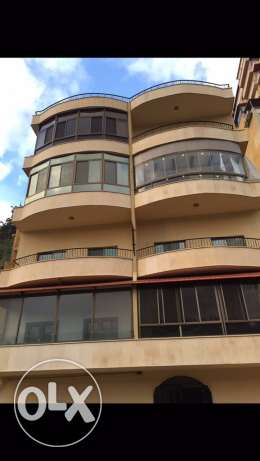 apartment for rent in bchamoun