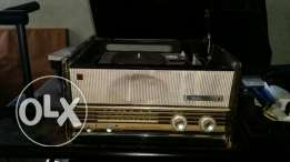 Antigue Radio disc made 1951 for sale