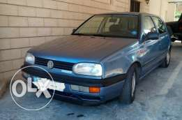 Golf 3 GL Full auto ba3da 3a kayena lady driven