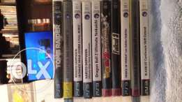 Ps3 games for sale or trade (together or alone)